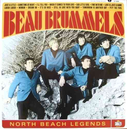 BEAU BRUMMELS, THE - North Beach Legends - LP (NEW) (M)