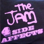 "JAM, THE - 4 Side Affects E.P - 12"" (AUSTRALIAN P/S) (VG/VG+) (M)"