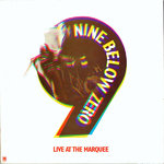 NINE BELOW ZERO - Live At The Marquee - LP (EX-/EX) (M)