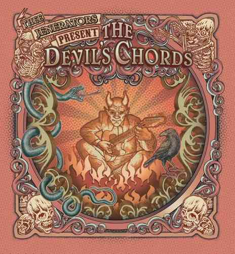 JENERATORS, THEE - Devil's Chords LP (NEW) (M)