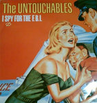 "UNTOUCHABLES, THE - I Spy For The F.B.I - 12"" + P/S (EX/EX) (M)"