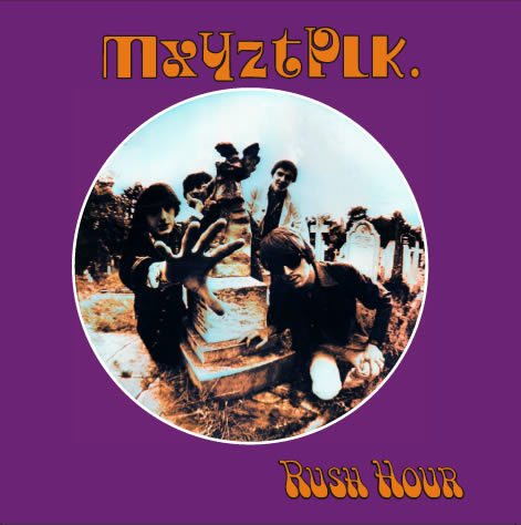 MXYZTPLK – Rush Hour CD (NEW) (M)