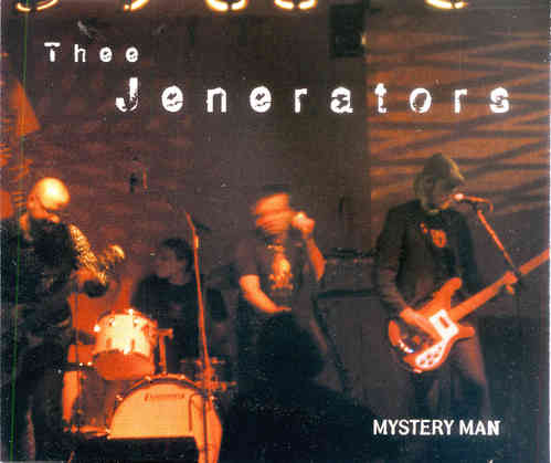 JENERATORS, THEE - Mystery Man EP CDs (NEW) (M)