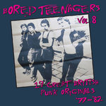 V/A - Bored Teenagers Vol. 8 LP (NEW)