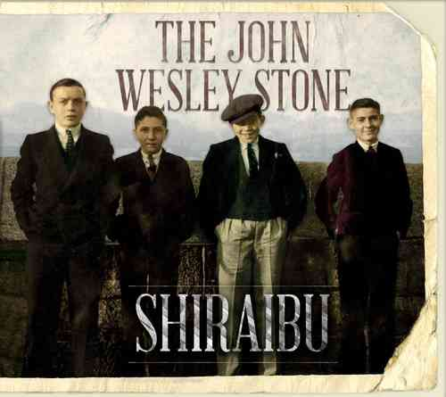 JOHN WESLEY STONE, THE - Shiraibu - CD (NEW) (M)