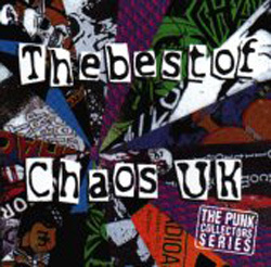 CHAOS UK - The Best Of ... CD (NEW) (P)