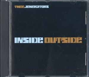 JENERATORS, THEE - Inside Out CD (NEW) (M)