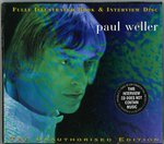 WELLER, PAUL - Fully Illustrated Book + CD Book (VG+) (M)