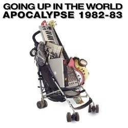 APOCALYPSE – Going Up In The World CD (NEW) (M)