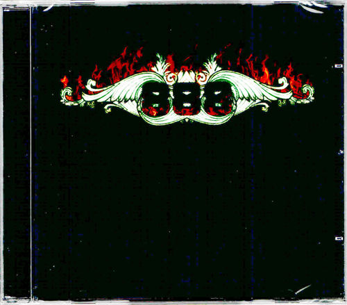 DESTRUCTORS 666 / THE RUINED / PUNKY REBEL MEDIA - 888 - CD (NEW) (P)