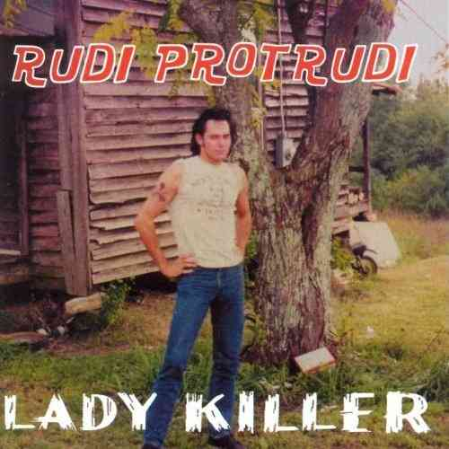 PROTRUDI, RUDI & THE MIDNIGHT PLOWBOYS - Lady Killer Double CD (NEW) (M)