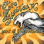 EL GUAPO STUNTTEAM - Year Of The Panther LP (NEW) (M)