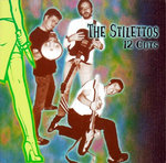 STILETTOS, THE - 12 Cuts LP (NEW) (P)
