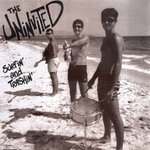 UNINVITED, THE - Surfin & Trashin LP (NEW) (M)