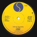 "REZILLOS, THE - Top Of The Pops - 7"" (-/EX) (P)"