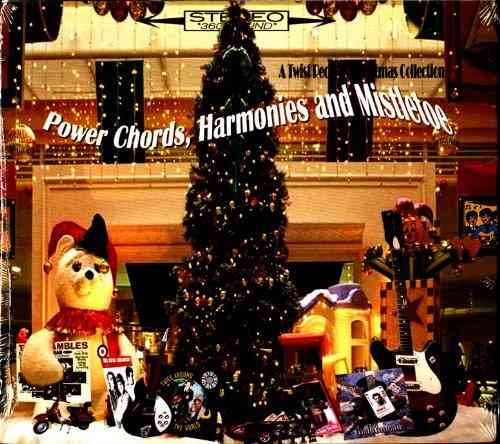 V/A - Power Chords, Harmonies & Mistletoe CD (NEW) (M)