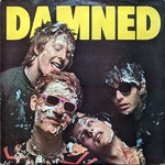 DAMNED, THE - Damned Damned Damned - LP (VG+/VG) (P)