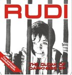 "RUDI - The Cloak Of Darkness EP 7"" + P/S (NEW) (P)"