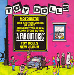 TOY DOLLS, THE - A Far Out Disc - LP (EX-/VG+) (P)         (D)