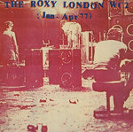 V/A - The Roxy London WC2 (JAN-APR '77) - LP (EX/EX) (P)