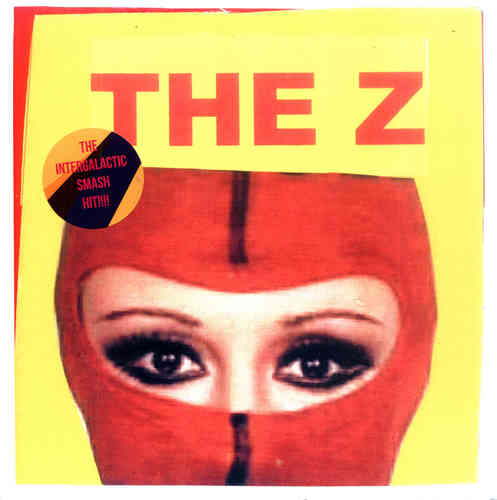 "Z, THE - New Radio (CLEAR VINYL) 7"" + P/S (NEW) (M)"