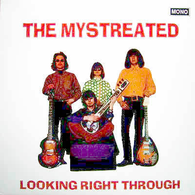 MYSTREATED, THEE - Looking Right Through DOWNLOAD