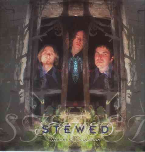 STEWED - Ahead Of Confusion  LP (NEW) (M)