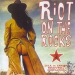 V/A - Riot On The Rocks #4 CD (NEW) (M)