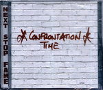 CONFRONTATION TIME - Next Stop Fame CD (NEW) (P)