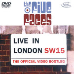 FIVE FACES, THE - Live In London, SW15 DVD (NEW) (M)