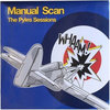 "MANUAL SCAN - The Pyles Sessions EP 10"" + P/S (NEW) (M)"