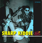 "SHARP KIDDIE - Time Again 7"" + P/S (EX/EX) (M)"