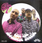 "GALILEO 7, THE - Cruel Bird 7"" + P/S (NEW) (M)"