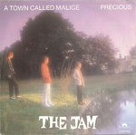 "JAM, THE - Town Called Malice (+ DUTCH P/S) - 7"" (EX/EX) (M)"