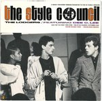 "STYLE COUNCIL, THE - The Lodgers E.P - 7"" (EX/VG+) (M)"