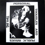 WALL, THE - Personal Troubles And Public Issues LP (EX/EX)