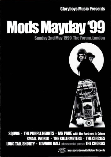 MODS MAYDAY '99 - Official Event Programme (NEW)