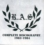R.A.S. - Complete discography 1983-84 CD (NEW) (P)