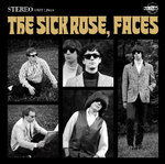 SICK ROSE, THE - Faces LP (NEW) (M)