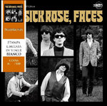 SICK ROSE, THE - Faces (WHITE VINYL) LP (NEW) (M)