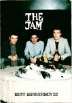 JAM, THE - BEAT SURRENDER '82  TOUR PROGRAM (EX-)