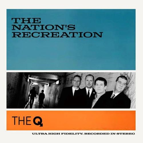 Q, THE - The Nation's Recreation CD (NEW) (M)