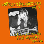 V/A - Bored Teenagers Vol. 9 LP (NEW)  <<< PLEASE SEE RELEASE DATE BELOW >>>