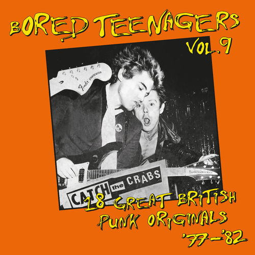 V/A - Bored Teenagers Vol. 9 LP (NEW)