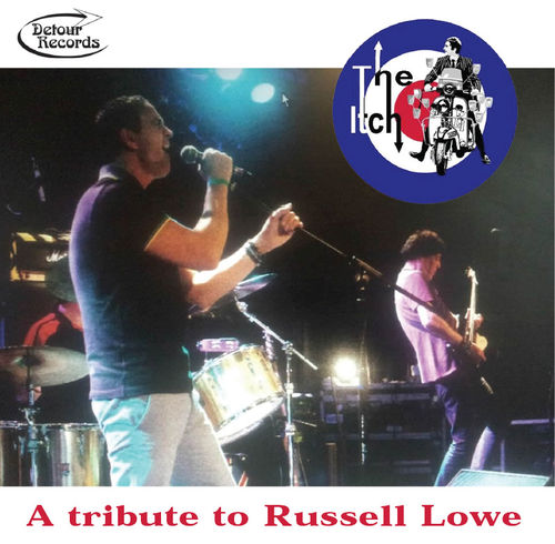 ITCH, THE - A Tribute to Russell Lowe - E.P. 2016. EP DOWNLOAD