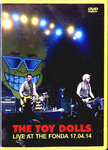 TOY DOLLS, THE - Live At The Fonda 17/04/2014 DVD (NEW)
