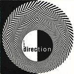 "DIRECTION, THE - Yesterday 7"" + P/S (EX/EX) (M)"