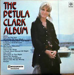 CLARK, PETULA - The Petula Clark Album LP (EX/VG+) (M)