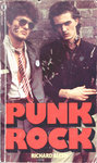 PUNK ROCK - By Richard Allen BOOK (VG+)