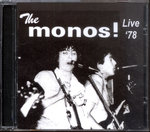 MONOS, THE - Live '78 CD (NEW) (M)